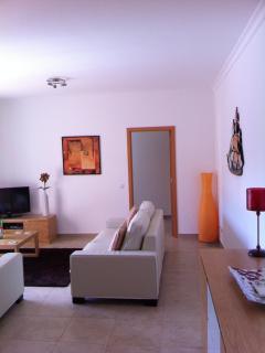 Bright modern rooms