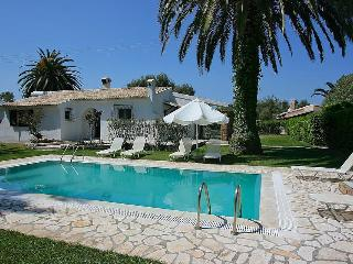 Villa Venus - 3 bedrooms with private pool & Wi-Fi !!!, Acharavi