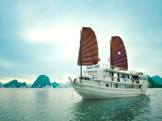 Garden Bay Cruise - Halong Bay - Overview