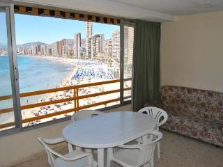 Front line - 2 bed apartment, Benidorm