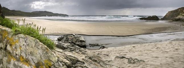 Playa de Frejulfe, declarada Monumento Natural