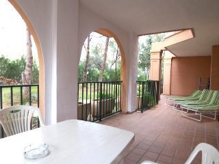 2 cama apartamento con jardín Fuengirola.10 minutos a la playa
