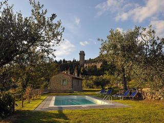 Villa Cicaleta within walking distance to Cortona