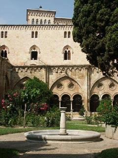 Tarragona Cloisters