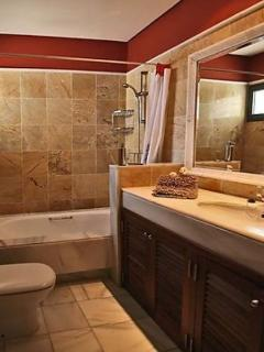 EnSuite Bathroom ( Separate shower room/bathroom not pictured )
