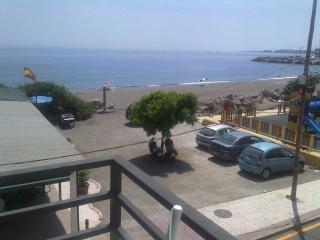 Primera línea playa,A/Ac,WiFi, Caleta de Vélez