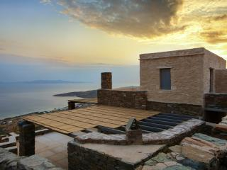 Villa Herophile Luxusvilla in Tinos, Kionia