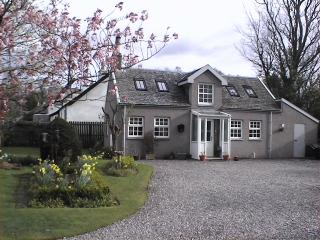 Spring at Tigh Beag Cottage