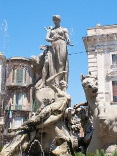 Siracusa - Piazza Archimede