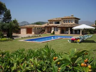 VILLA MOLINER. QUIETNESS 3.5 Km. From LLENAIRE BEACH