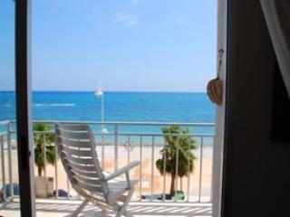 Con vistas al mar, de 2 habitaciones en Altea