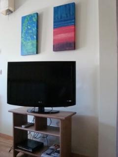 O enchufas nuestra televisón de 32' y vemos una pelicula