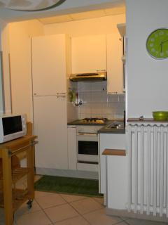 Kitchenette fully furnished