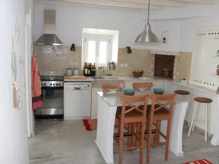Brand new large kitchen