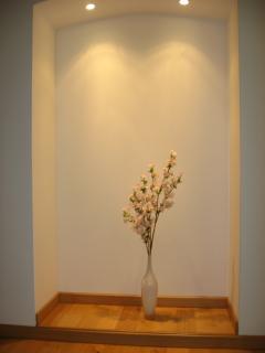 Livingroom niche