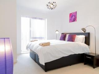 Clean fresh bedrooms.