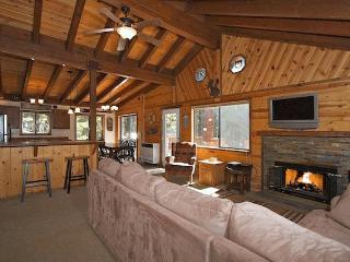 Luxury Cabin in the woods @ Lake Tahoe w/ Hot Tub