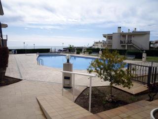 Apartamento 1ª línea de playa tranquilo, Vinaròs