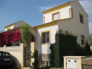 Casa Flores in La Alberca, nr Polop/La Nucia