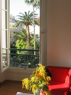 Livingroom Matisse window