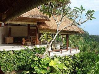 VILLA DHYAN - Artist Home with Amazing River View, Ubud