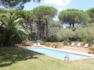 Splendid villa St Tropez 6 bedrooms, Ramatuelle