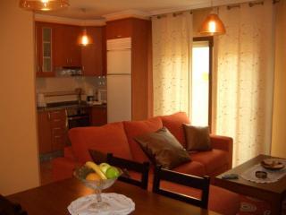 Apartamento inmensa terraza y equipado total, Sanxenxo