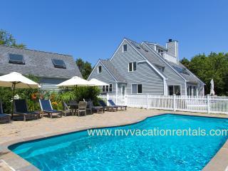 CHURS - Luxury Katama Home, Heated Pool, Large Patio Area, Private Yard