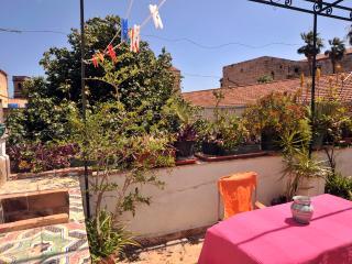 garden house, Palermo