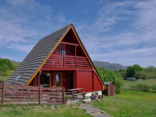 Comraich, Kilchoan, Ardnamurchan, sea views over to Mull, dog friendly.
