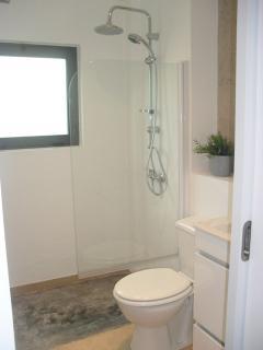 w/c shower