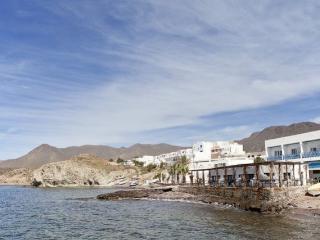 Andalucia Cabo de Gata playa, La Isleta
