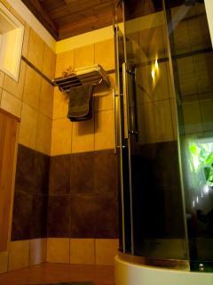 Salle de bains - bac à douche