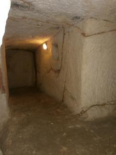 World War 2 Shelter (basement area)