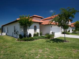 The villa has a lovely mediterranean feel and with a southwesterly position, means sunshine all day