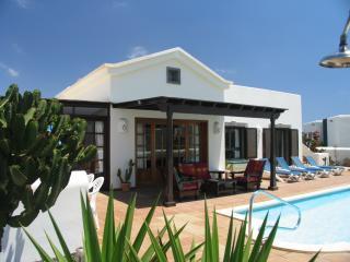 Casa Rosulida, Playa Blanca