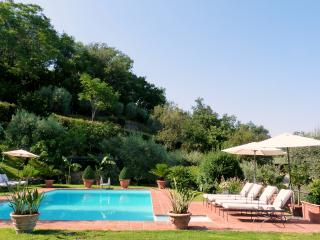 Bellevue, luxury villa with pool near Florence, Bagno a Ripoli