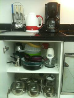 Cooking Sets, Multi-Function Blender, American Coffee Maker, Boiler, Thermos and Ladle Set