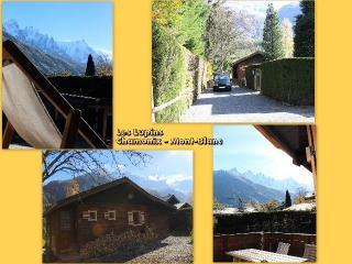Les Lupins, Chamonix