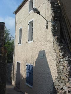 Entrance Rue de la Canarisse