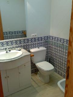 Baño familiar