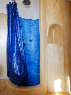 Doccia del bagno Dammuso Tunisia