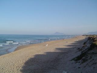 Apto. en Playa de Piles.