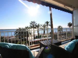 San Diego sunny 2 bedroom apartment with balcony a, Niza