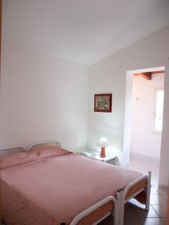 La camera rose  matrimoniale con bagno