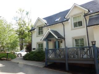 Duchally Lodge at Gleneagles