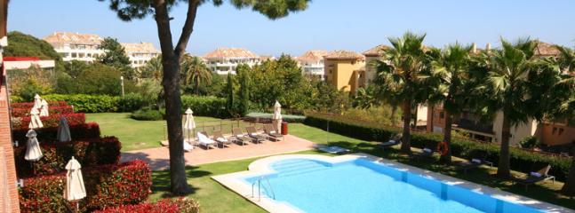 Shared luxury pool