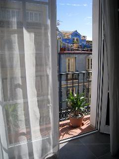 Lovely and sunny balcony