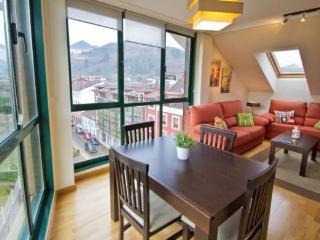 Apartamento de 2 hab en Cangas de Onis con garaje