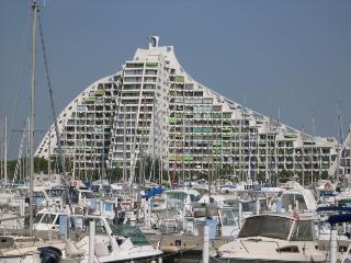La grande Pyramide, La Grande-Motte